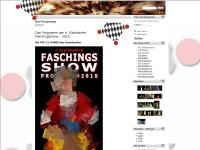 Screenshot www.fasching-gleisdorf.com